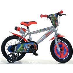 "DINO Bikes - Kids bike 14 ""414UAV2 - Avengers 2 2019"