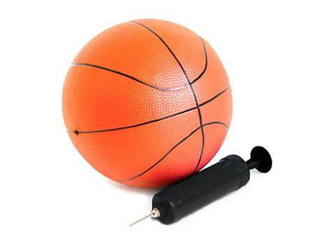 Miniball and pump